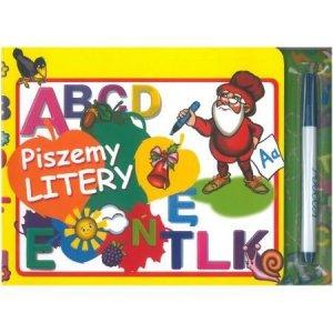 Piszemy litery