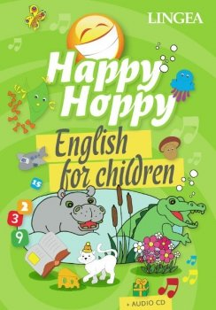 Happy Hoppy. English for children + audio CD. Słownik obrazkowy i piosenki