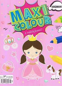 Maxi colour księżniczki