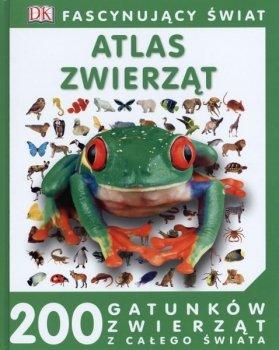 Atlas zwierząt. Fascynujący świat