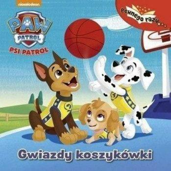 Psi patrol. Gwiazdy koszykówki
