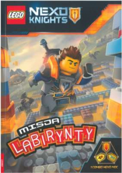 Lego Nexo Knights. Misja: Labirynty