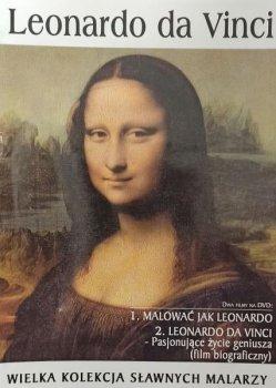 Leonardo da Vinci. Wielka kolekcja sławnych malarzy, tom 1 płyta DVD