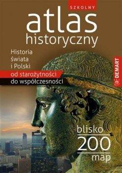 Szkolny atlas historyczny - od starożytności do współczesności