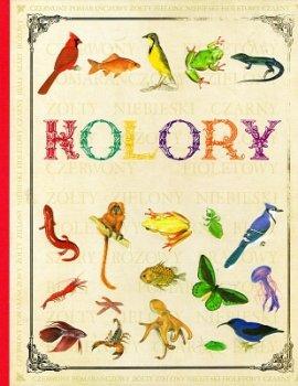 Poznaję świat ze zwierzętami. Kolory