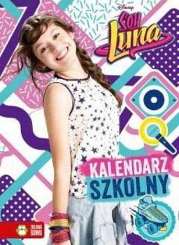 Kalendarz szkolny. Soy Luna