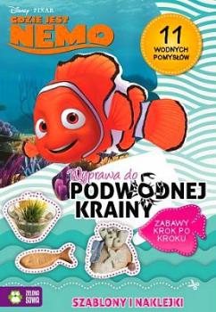 Zabawy krok po kroku. Gdzie jest Nemo?