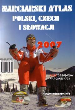 Narciarski atlas Polski, Czech i Słowacji