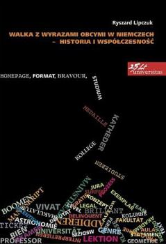Walka z wyrazami obcymi w Niemczech - historia i współczesnosc