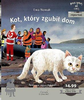 Kot, który zgubił dom. Poczytaj ze mną