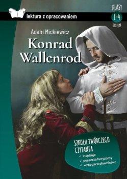 Konrad Wallenrod. Oprawa miękka. Z opracowaniem