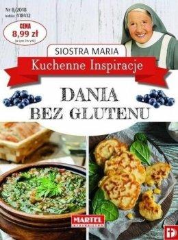 Dania bez glutenu. Siostra Maria. Kuchenne inspiracje