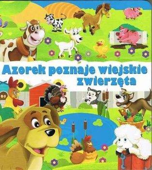 Azorek poznaje wiejskie zwierzęta