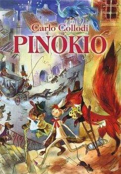 Pinokio. Ilustracje Szancera