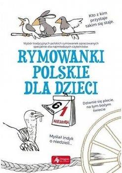 Rymowanki polskie dla dzieci. Oprawa miękka