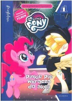 Pinkie Pie wkracza do akcji. My little Pony. Poza granicami Equestrii