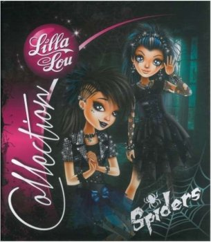 Lilla Lou Collection Spiders