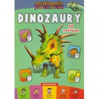 Dinozaury. Encyklopedia przedszkolaka