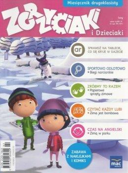 Zgrzyciaki i dzieciaki. Miesięcznik drugoklasisty - luty. 02/2016