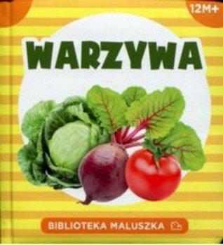 Warzywa. Biblioteka Maluszka