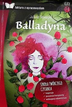 Balladyna (Opracowanie, Oprawa miękka)
