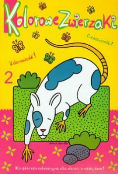 Kolorowe zwierzaki 2