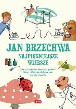 Jan Brzechwa. Najpiękniejsze wiersze. Oprawa miękka