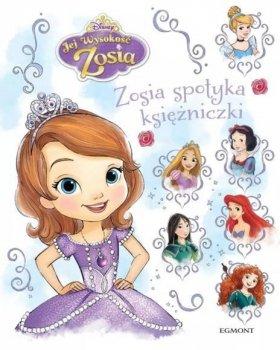 Jej Wysokość Zosia. Zosia spotyka księżniczki