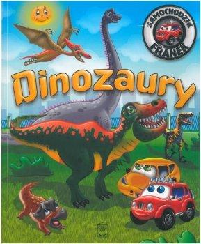 Dinozaury. Samochodzik Franek