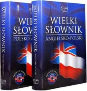 Wielki słownik angielsko-polski polsko-angielski, tom 1 i 2