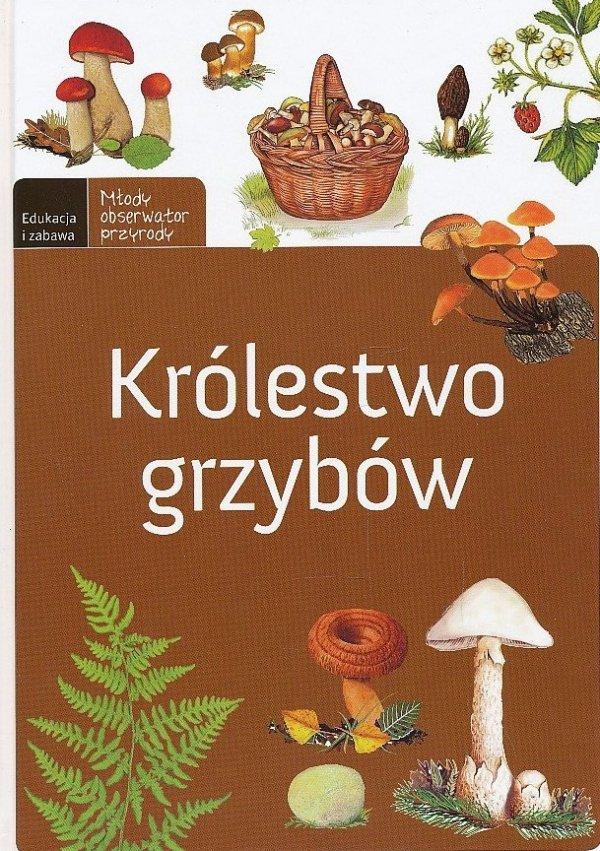 Królestwo grzybów. Młody obserwator przyrody