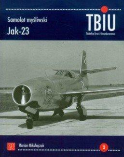 Samolot myśliwski Jak-23