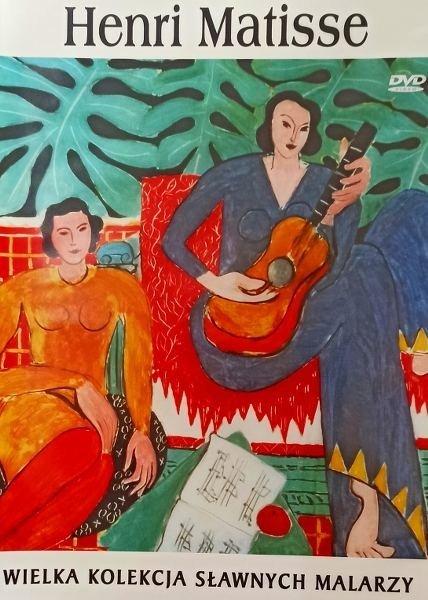 Henri Matisse. Wielka kolekcja sławnych malarzy, tom 25 płyta DVD