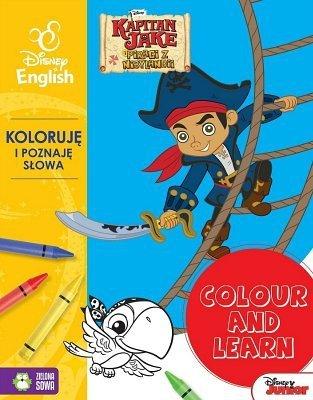 Colour and learn! - Jake. Koloruję i poznaję słowa.