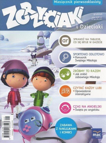 Zgrzyciaki i dzieciaki. Miesięcznik pierwszoklasisty. 1/2015
