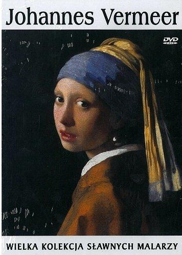 Johannes Vermeer. Wielka kolekcja sławnych malarzy, tom 10 płyta DVD