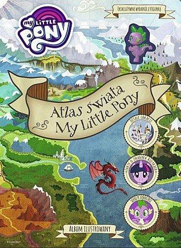 My Little Pony. Atlas świata