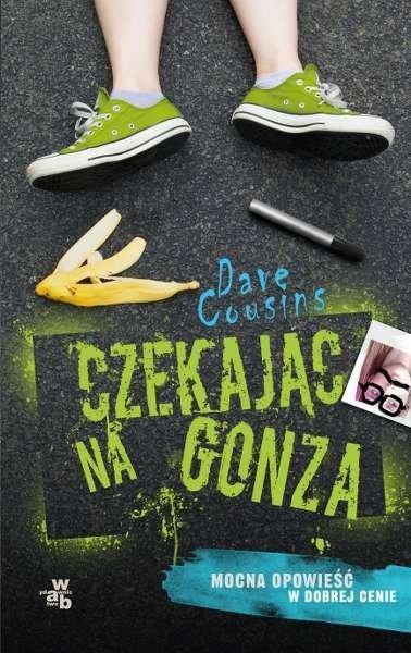 """""""Czekając na Gonza"""" Dave Cousins"""