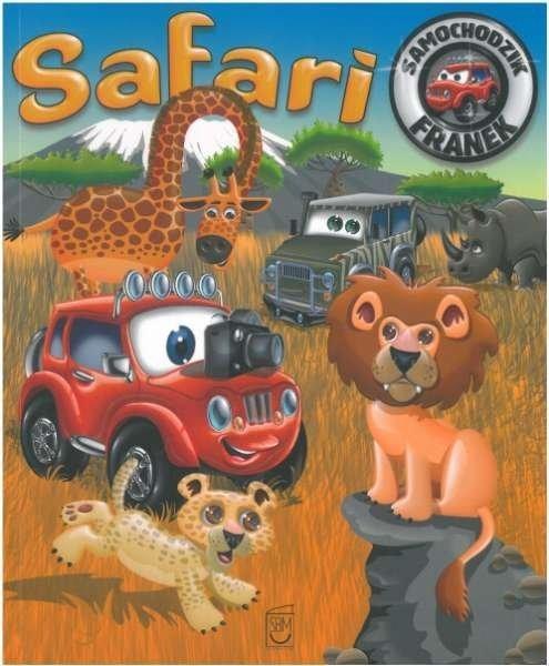 Safari. Samochodzik Franek