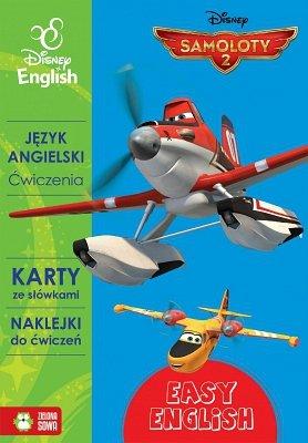 Disney. Easy english. Samoloty 2