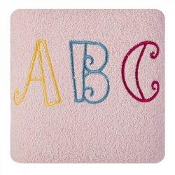 Ręcznik dziecięcy BABY22  Róż 50X90 450gsm