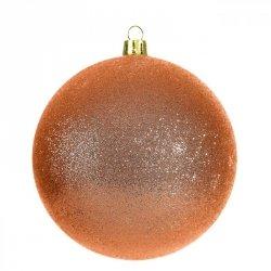 Bombka świąteczna BLINK  8CM Pomarańcz