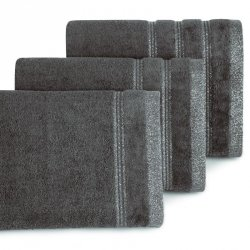 Ręcznik GLORY  70X140 Grafitowy