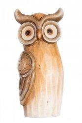 Ceramika Świąteczna - Sowa OWL 02A