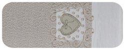 Ręcznik NORA 02 Beż 70X140 500gsm