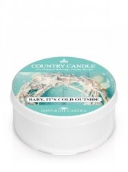 Country Candle - Baby It's Cold Outside - Daylight (35g)