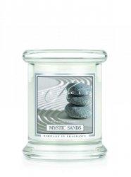 Kringle Candle - Mystic Sands - mini, klasyczny słoik (128g)