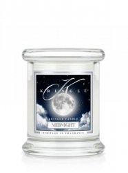 Kringle Candle - Midnight - mini, klasyczny słoik (128g)