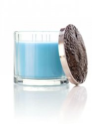 Kringle Candle - Spring Rain - Tumbler (340g) z 3 knotami