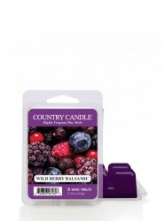 Country Candle - Wild Berry Balsamic - Wosk zapachowy potpourri (64g)